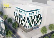 Tòa nhà mới xây cho thuê trục đường Điện Biên Phủ 3500m2 7 tầng