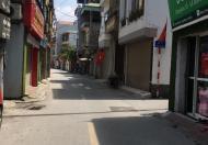 Bán nhà đường Nguyễn Văn Cừ, 39m2 x 5tầng x 3.9m mặt tiền, giá 3.95 tỷ.