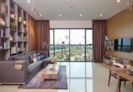 Căn hộ tại The Ascent Thảo Điền với 2 phòng ngủ rộng cho thuê  full nội thất