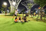 Cho thuê mặt bằng kinh doanh, lô góc 2MT, sàn 1, DT 100m2 ,sát vách công viên 10tr/tháng