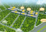 Hướng Đông Nam, đường rộng, view thoáng. Lô đất vàng dự án Yên Phụ NewLife - Bắc Ninh. Giá chỉ 1,59tỷ