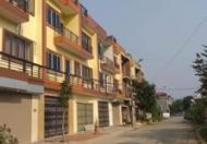 Cần bán gấp căn nhà liền kề Khu đô thị Cosy mới P. Bình Minh, TP. Lào Cai.