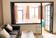 Căn hộ dịch vụ Quận 8 1 phòng ngủ có ban công full nội thất ngay cầu Nguyễn Văn Cừ