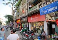 Cho thuê mặt bằng vỉa hè siêu rộng tại Phố Thái Thịnh Đống Đa dt 80m2 mt 6m2