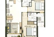 Mình chính chủ cần bán căn hộ tầng 11 , 2 phòng ngủ , 2 phòng vệ sinh