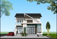 Đi định cư cần bán nhà mới xây 1 trệt 1 lầu, giá tốt