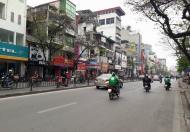 Cho thuê mặt bằng làm cafe phố Lê Thanh Nghị Dt 220m2 mặt tiền 12m2 giá rẻ!