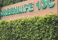 Bán đất nền nhà phố khu Greenlife 13C hướng ĐB sổ hồng DT 85m2. LH: 0902826966