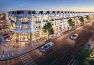 Nhà phố Thương mại mặt tiền đường 30M, Đối diện chợ trung tâm TP Dĩ An, CK 5%.