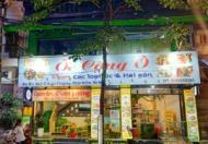 Sang nhượng hoặc tìm người hợp tác kinh doanh cửa hàng mặt phố Ô Quan Chưởng, phường Hàng Chiếu,