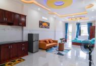 Cho thuê căn hộ mới xây full nội thất khu vực Liên hệ : 0932407337