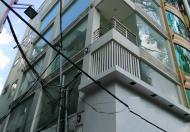 Cho thuê rẻ nguyên căn 6.5 x 16m trệt 5 lầu thang máy Cao Thắng Q3 TPHCM