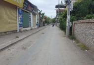 Bán gấp lô Đất thổ cư 75 m2, MT 5,15m. Phố Hòe Thị, phường Phương Canh, Nam Từ Liêm, Hà Nội