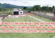 Cần Bán 8 Lô Đất Vew đẹp tại Lương Sơn, Hòa Bình