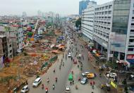 Bán đất mặt đường Trường Chinh, lô góc, kinh doanh tốt, vỉa hè rộng