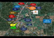 Đất chính chủ mặt tiền Quốc lộ 50, cách chợ Cần Đước 1km, 120m2, giá 7tr/m2, SHR, LH 0909871614
