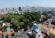 Bán gấp nhà mặt tiền Hồ Xuân Hương, Quận 3, view cv Tao Đàn DT 7x25M chỉ 40 tỷ