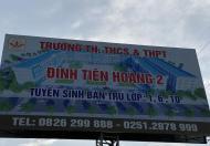 Bán gấp 2 lô kdc An Thuận vị trí đẹp, ko dính trụ điện, ko nắp cống. Giá rẻ hơn 80tr/1lô 0868292939