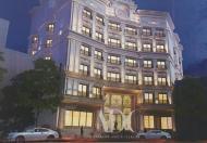 Bán toà văn phòng 9 tầng mặt phố Hoàng Ngân giá 58tỷ