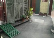 Nhà ở mới 5 tầng, S=40m2+ sân  30m, Mặt tiền=4m, ngõ 44 Trần Thái Tông, giá 3.6tỷ(TL)