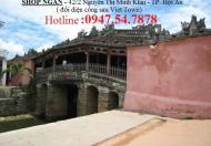 Bán rẻ nhà phố 42/2 Nguyễn Thị Minh Khai phường cẩm Phô, phố cổ Hội An
