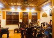 Bán gấp nhà Trầng Đăng Ninh, Q Cầu Giấy 79m2 Ôtô tránh, kinh doanh sầm uất 11,8tỷ