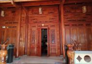 Cần bán nhà gỗ 3 gian Tại Thị Trấn Thạch Giám - Huyện Tương Dương - Tỉnh Nghệ An