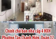 Chính chủ bán nhà cấp 4 ,HXH phường Tân Chánh Hiệp , Quận 12 . LH 0984038718
