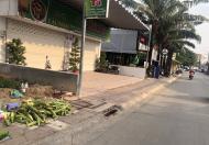 Bán đất đường Quang Trung, sau lưng Coopmart Q9, DT 110m2 (5,2 x 22) giá 8,3 tỷ