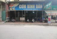 Cần sang nhượng gấp quán ăn ơ đường Vạn Phúc, Quận Hà Đông, Hà Nội. LHCC 0962018032