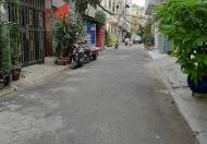 Nhà hẻm xe hơi Cao Thắng, quận 10, khu an ninh, yên tĩnh, gần hồ Kỳ Hòa.