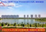 Chính chủ bán căn hộ P332, Tòa HH03 - B, KĐT Thanh Hà.