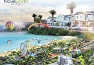 Bán nhà phố biển NovaWorld Phan Thiết giá chỉ từ 4.2 tỷ, ưu đãi quà tặng lên đến 900 triệu đồng