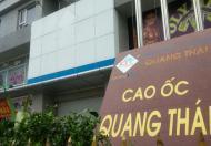 Cho thuê chung cư Quang Thái, Tân Phú: 63m2 + 2PN, giá: 7 triệu/ tháng