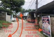 Chính chủ cần bán đất tại Phường Thắng Lợi, Thị xã Sông Công, Tp Thái Nguyên.