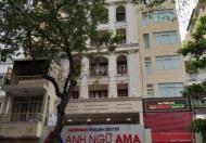 Cho thuê toà nhà 47- 49 Trương Định phường 6 quận 3 tp Hồ Chí Minh