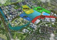 Biệt thự đơn lập khu San Hô Vinhome Ocean Park Gia Lâm DT 223.7m2 . Gía 34 tỷ