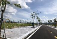 Chuyển lượng LK20 lô 20 mặt đường 32m KĐT Phương Đông - Vân Đồn