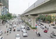 Mặt phố Quang Trung, Hà Đông. Diện tích 40m2 x 5 tầng,nhỉnh 5 tỷ. LH 0985989995