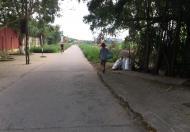 Bán nhanh lô đất 73m2 - 2 mặt tiền ở Lạc Đạo.LH:0988554091