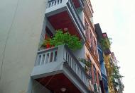Bán nhà 5 tầng 30m 7.3 tỷ kinh doanh oto Cầu Giấy Hà Nội 0989124137