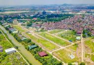 Bán đất có sổ đỏ tại dự án Landora Aroma Từ  Sơn 18tr/m2