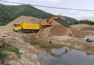 Cần bán (chuyển nhượng) Mỏ khai thác Cát Đen tại Lâm Thao, Phú Thọ