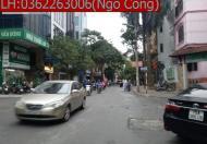 Bán gấp nhà lô góc phố Trần Duy Hưng MT:12m-47m2.Giá chỉ 13.9 tỷ