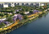 Bán gấp 2 lô đất nền Biệt thự duy nhất View sông dự án Lavilla Green City!