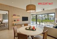 Bán lại căn villa loại C view hồ GD1 full nội thất tiêu chuẩn Melia Hotels 529m2 - Sắp ra sổ hồng. Lh 0912357447