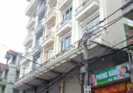 Cho thuê toà văn phòng 7 tầng mặt phố Mễ Trì Thượng ....Giá= 40tr/th