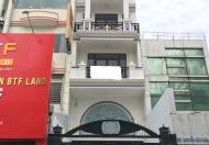 Cần cho thuê gấp mặt tiền 105G Phan Đăng Lưu p7 quận Phú Nhuận diện tích:4mx20m, kết cấu:1 triệt 3 lầu giá 40 triệu