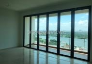 Bán căn hộ D'edge Thảo Điền 3PN, 148m2, nội thất cơ bản view sông trực diện