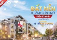 Chính thức mở bán đất nền liền kề trung tâm hành chính mới Diên Khánh
